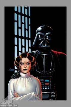 Star Wars 1 Amanda Conner Vault Collectibles