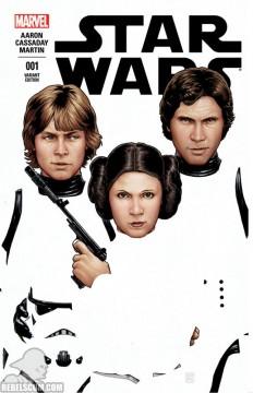 Star Wars 1 John Tyler Christopher ComicXposure