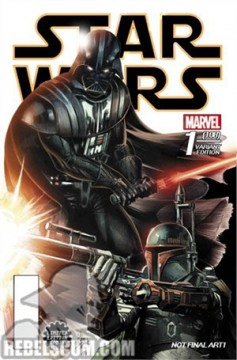 Star Wars 1 Mike Deodato Comix