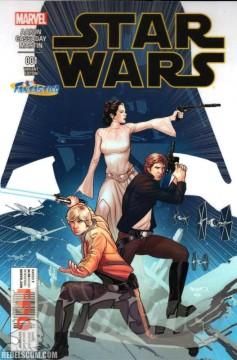 Star Wars 1 Paul Renaud Fantastico