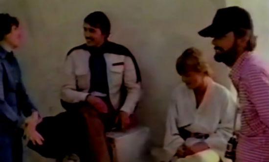Star Wars Detrás de las Cámaras