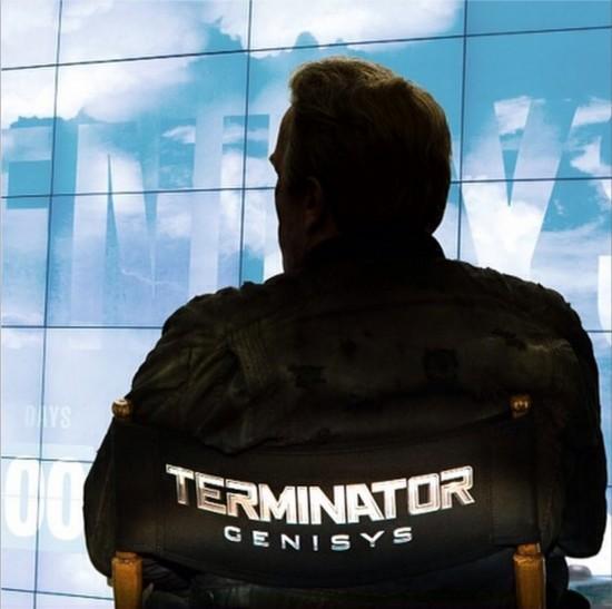 Terminator Genisys Instagram