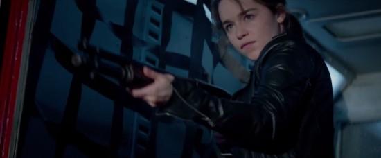 Emilia Clarke – Sarah Connor Terminator Genisys