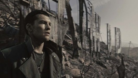 hollywood sign in terminator salvation