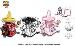 El Toy Story 3 que no fue - Don B.B.