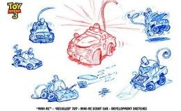 El Toy Story 3 que no fue - Mini RC