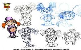 El Toy Story 3 que no fue - Rosey