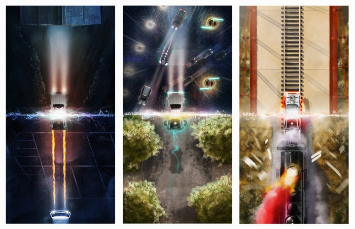 Andy Fairhurst Regreso Al Futuro