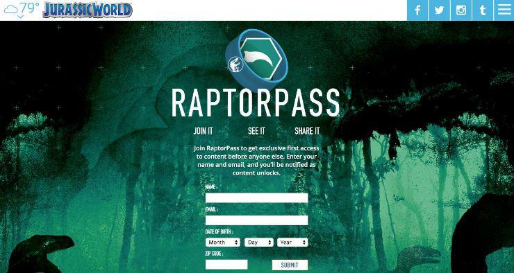 Raptor Pass