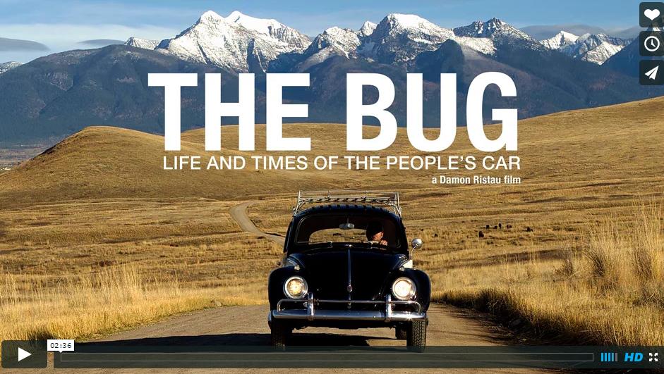 Ewan McGregor tiene un Escarabajo