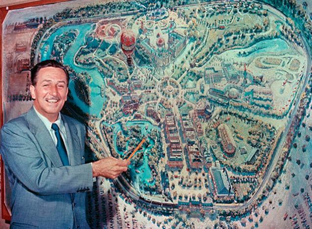 Cómo se construyó el primer Disneyland hace ahora 60 años