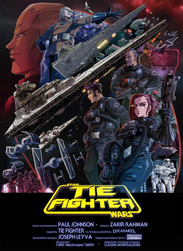 Este increíble corto cuenta Star Warsdesde la perspectiva del Imperio