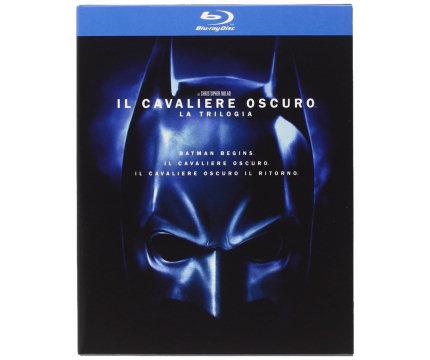 Trilogía de El Caballero Oscuro en Blu-Ray barata, películas de batman baratas, ofertas en trilogías, peliculas en blu-ray baratas