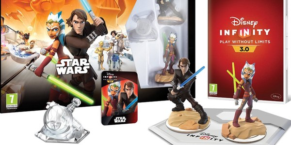 Disney Infinity Star Wars Wii U