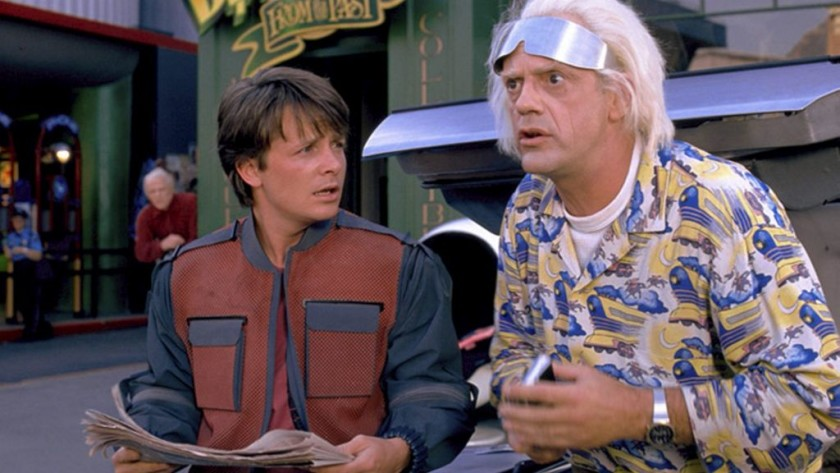 Regreso al Futuro volverá a los cines por su 30 aniversario