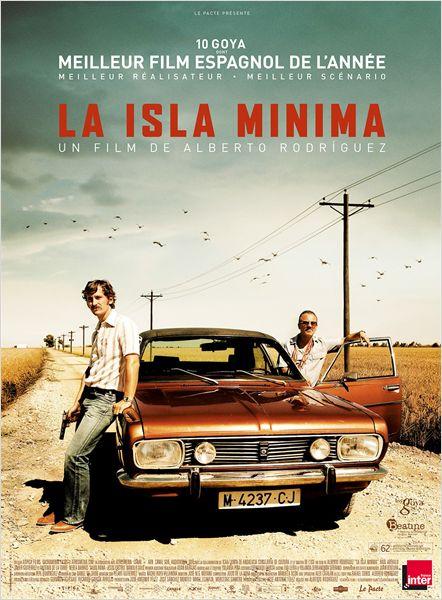 La Isla Mínima se presenta en Francia