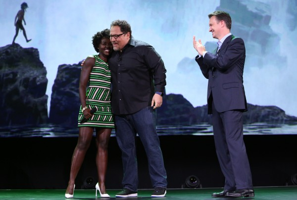 d23-the-jungle-book-jon-favreau-lupita-nyongo