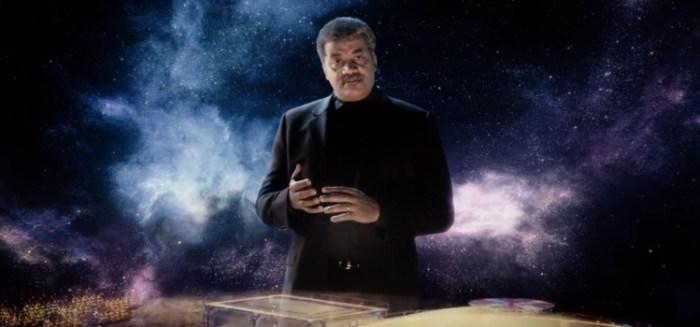 The Martian Neil deGrasse Tyson