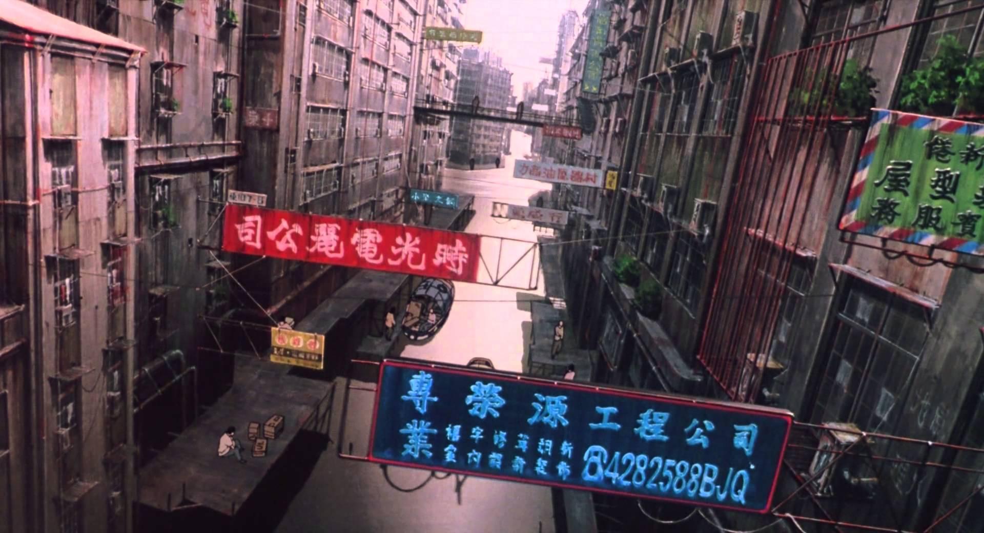 20 años de Ghost in the Shell: el anime que nos hizo soñar con robots