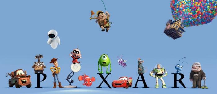 20 aniversario Pixar