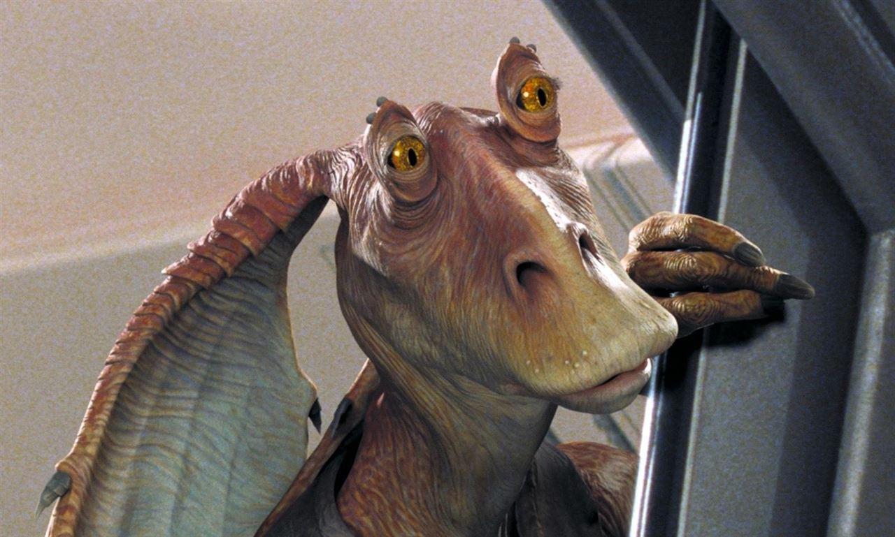 Jar Jar Binks en Star Wars