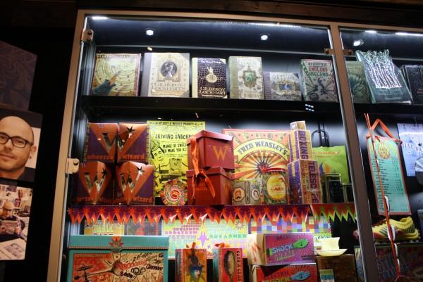 Tour Harry Potter Studio Londres Imagen (136)