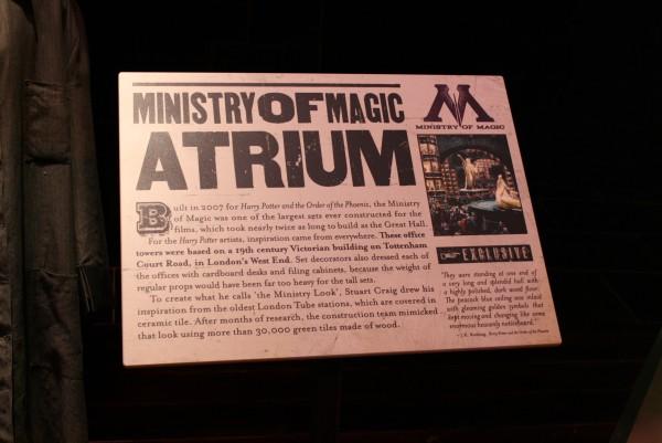 Tour Harry Potter Studio Londres Imagen (157)