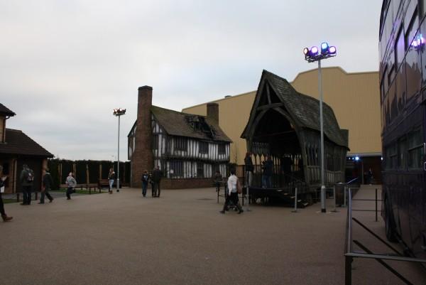 Tour Harry Potter Studio Londres Imagen (187)