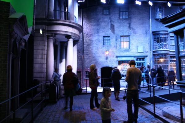Tour Harry Potter Studio Londres Imagen (237)