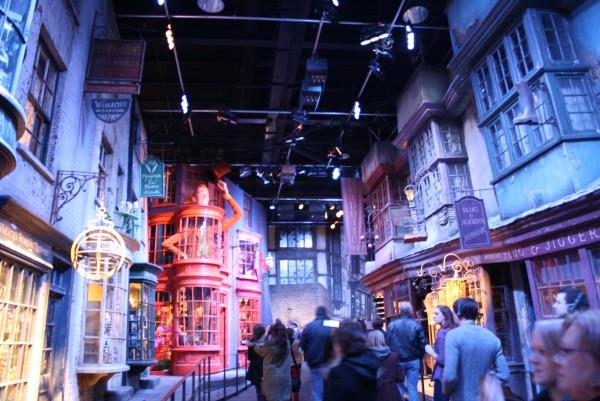 Tour Harry Potter Studio Londres Imagen (243)