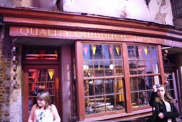 Tour Harry Potter Studio Londres Imagen (247)