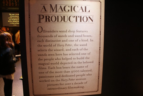 Tour Harry Potter Studio Londres Imagen (294)