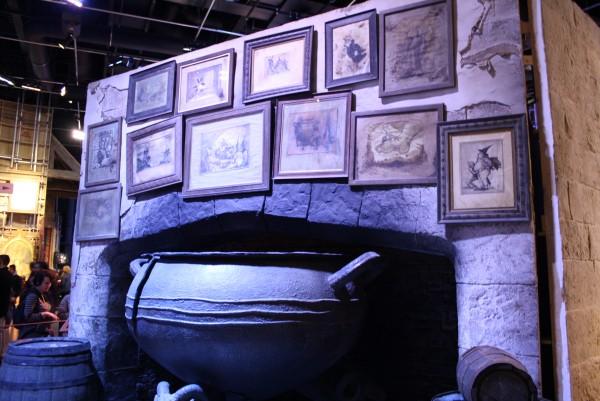 Tour Harry Potter Studio Londres Imagen (32)