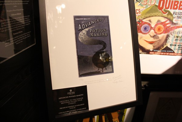 Tour Harry Potter Studio Londres Imagen (328)