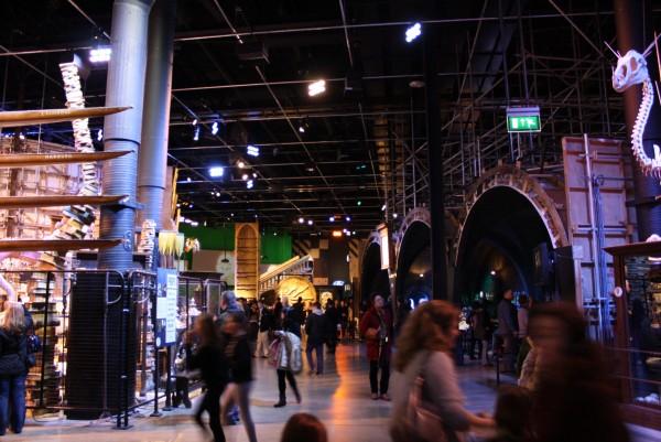 Tour Harry Potter Studio Londres Imagen (42)