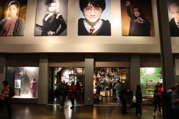 Tour Harry Potter Studio Londres Imagen (6)
