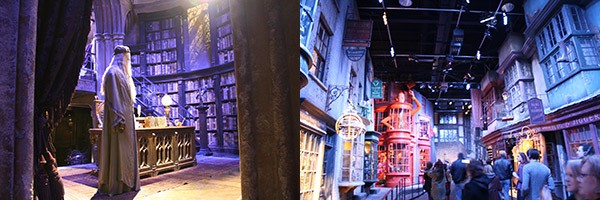 Tour Harry Potter Studio Londres