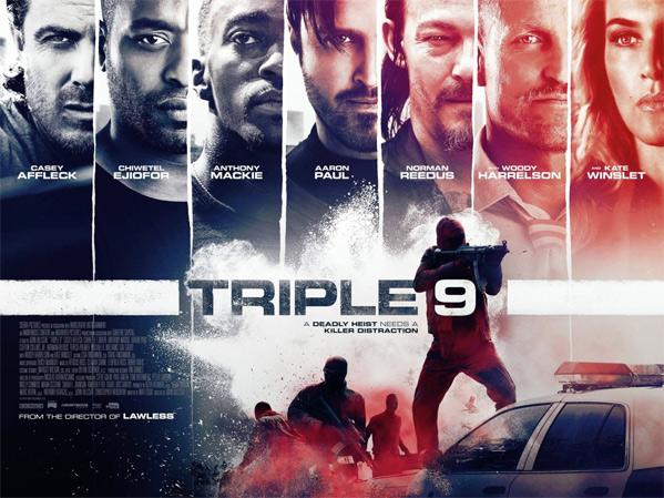 Triple 9 Poster 2