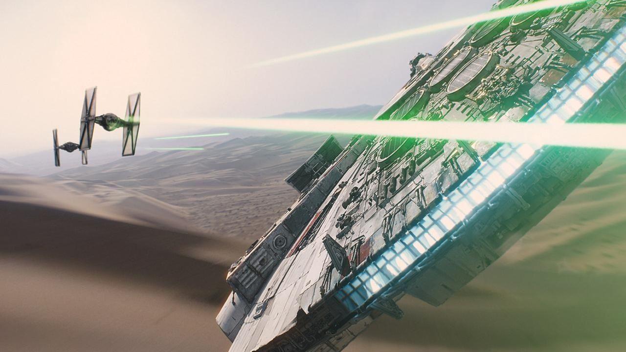 La Guerra de las Galaxias se convierte en La Guerra de los Drones.