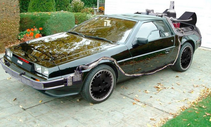 kitt-delorean-car