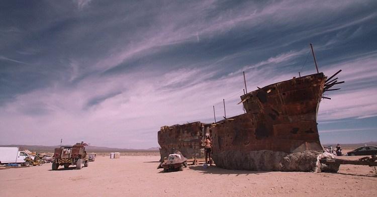 Wasteland Weekend loco festival californiano Mad Max