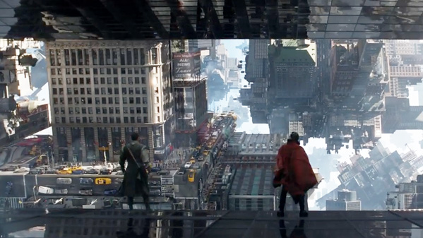 Doctor Strange New York City