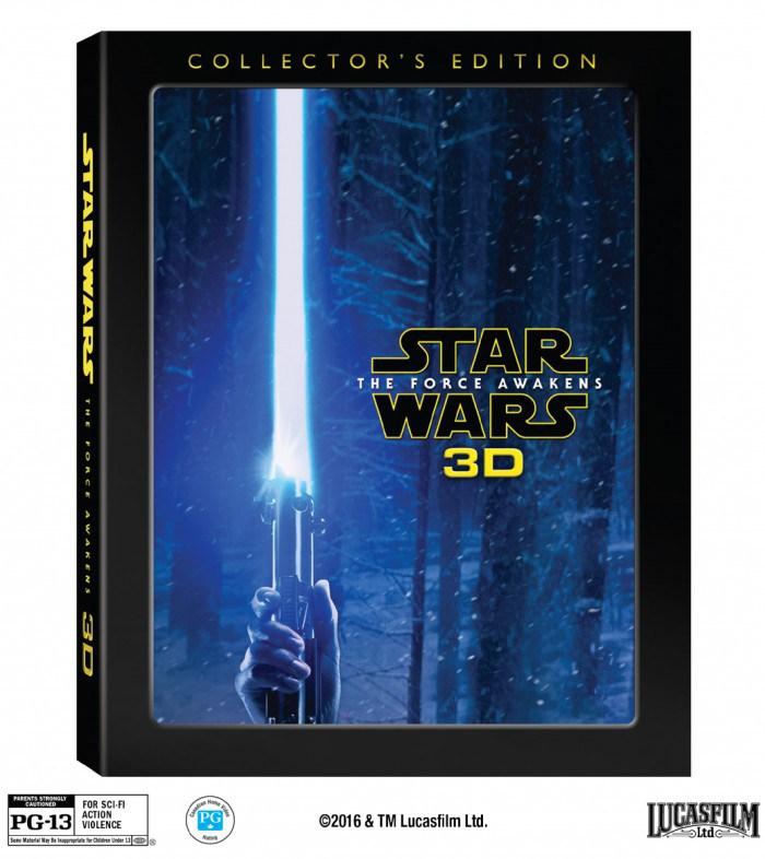 Star Wars: El Despertar de la Fuerza Edición Coleccionista