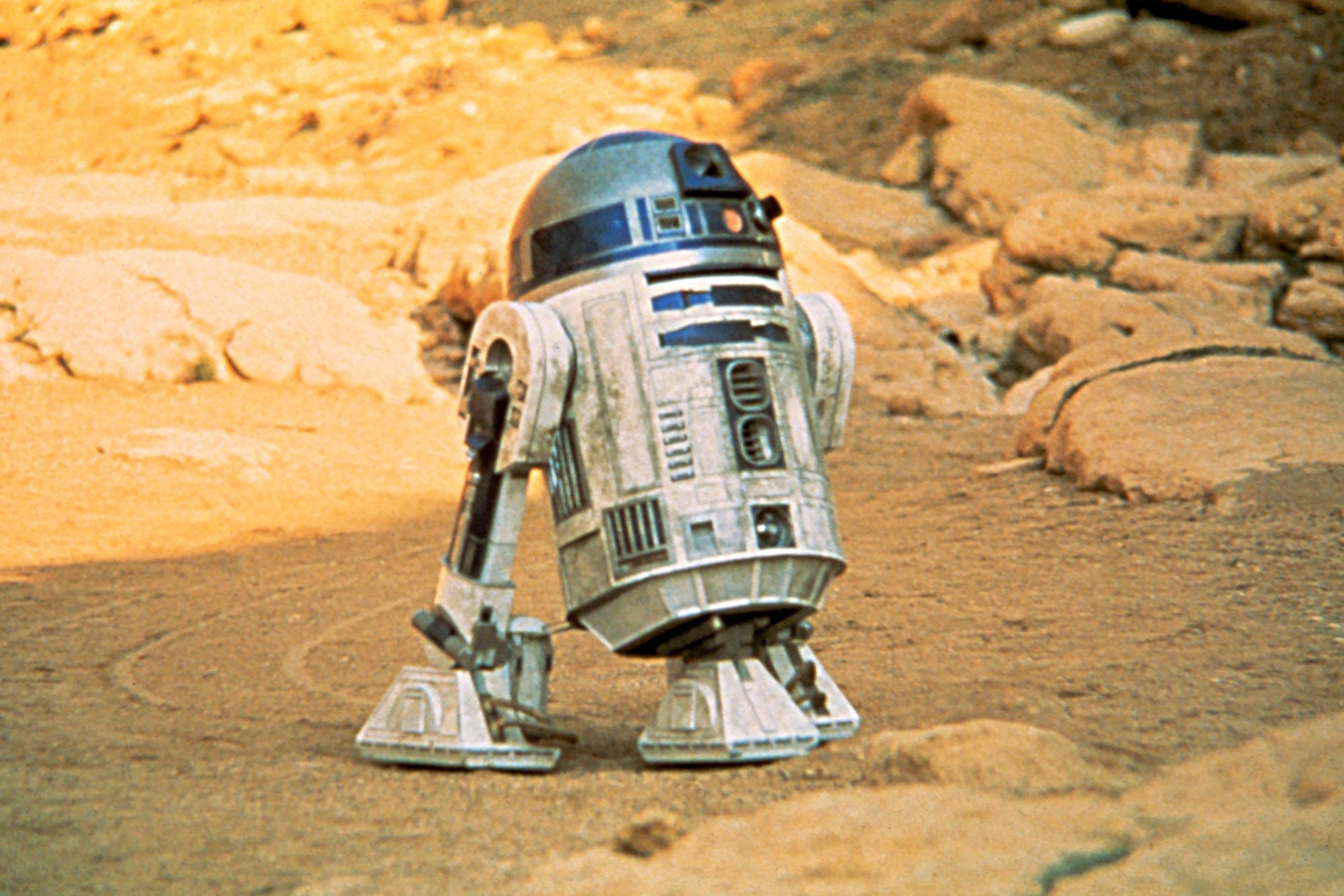 R2-D2 original vendido por casi 3 millones