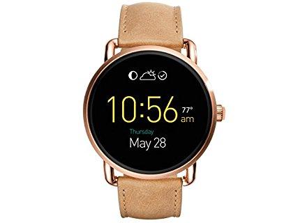 Hasta 60% de descuento en Relojes Fossil Smartwatch