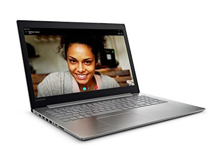 "Lenovo Ideapad 320 - Portátil 15.6"" FullHD (Intel Core i5-7200U, 8 GB RAM, 256 GB de SSD, Windows 10), negro - Teclado QWERTY español"