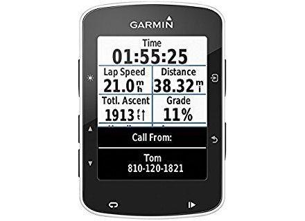 Garmin Edge 520 - Ciclocomputador con GPS