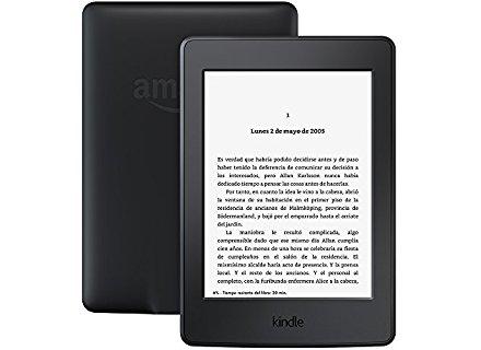 Hasta 30€ de descuento en Kindle Paperwhite wifi