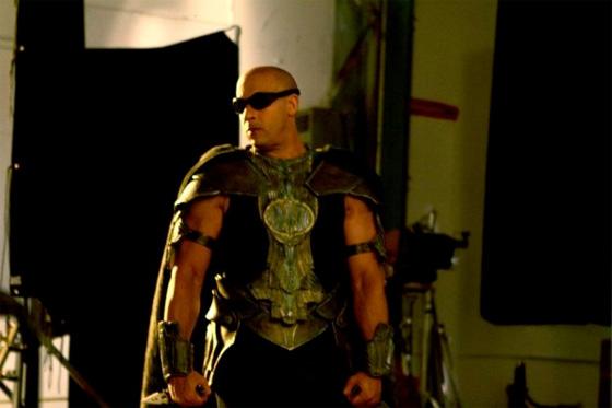 Riddick - Primera foto del set