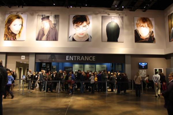 Tour Harry Potter Studio Londres Imagen (1)